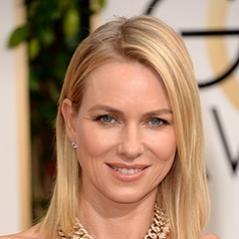 """Naomi Watts """"Golden Globe"""" įvaizdis"""