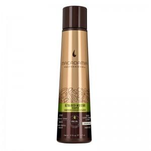 """UltrYpač drėkinamasis šampūnas sausiems, pažeistiems plaukams """"Macadamia Ultra Rich Moisture Shampoo"""""""