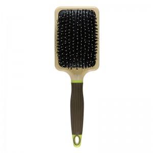Macadamia Natural Oil natūralių šerno šerių šepetys plaukams